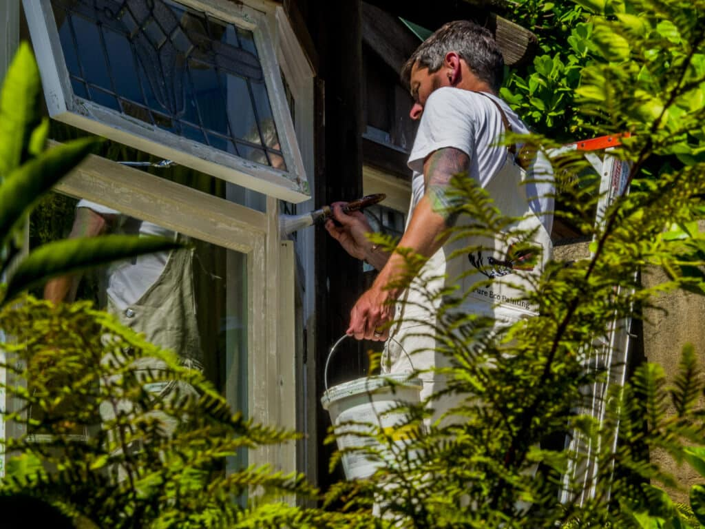 Pure Eco Painting Nelson Christchurch | Articles | Here We Go | Painting | Exterior Painting