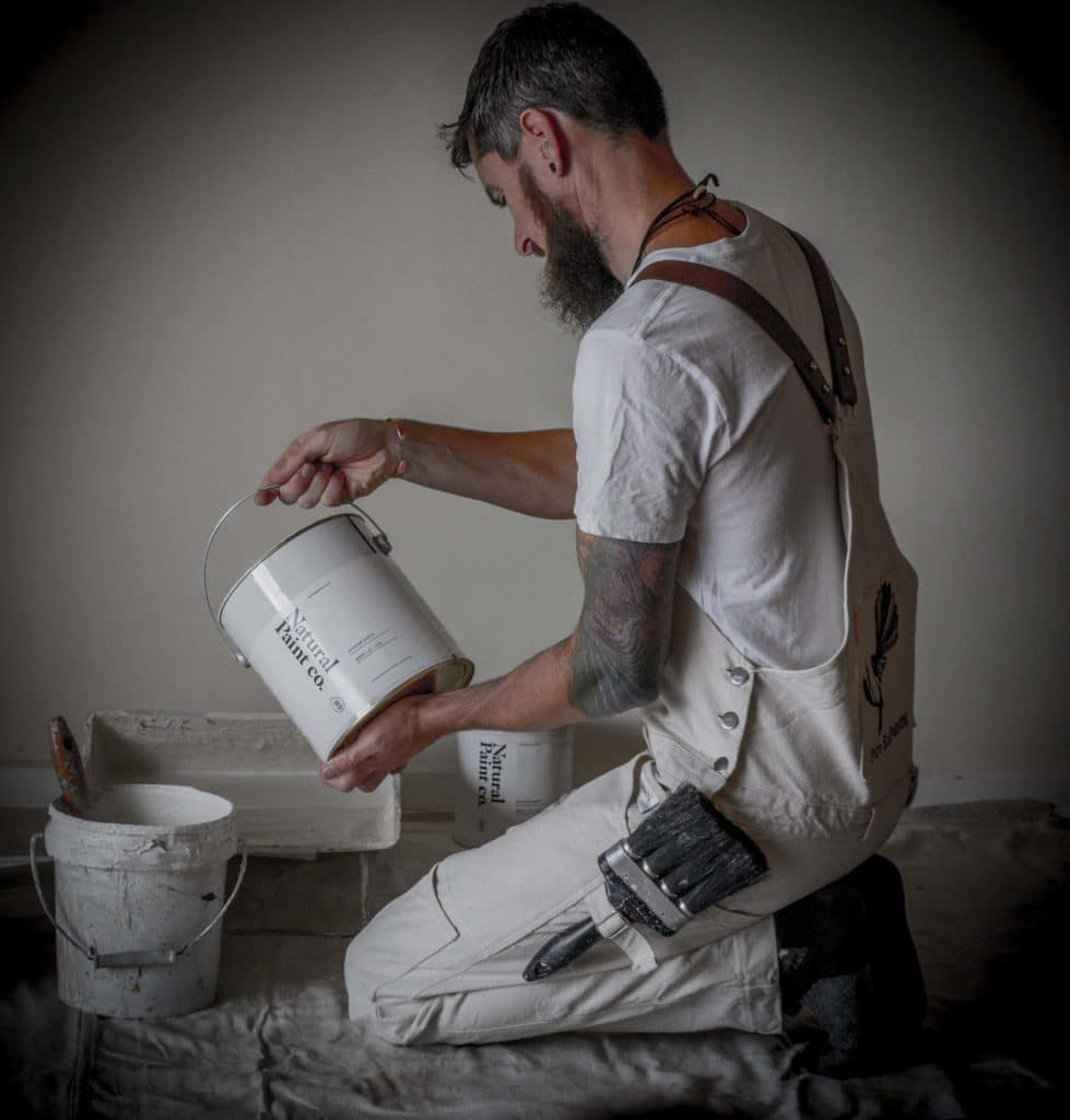 Pure Eco Painting | Nelson & Tasman |  Articles | The Art Of Pure Eco | Checking paint