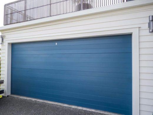 Exterior - Garage door repaint