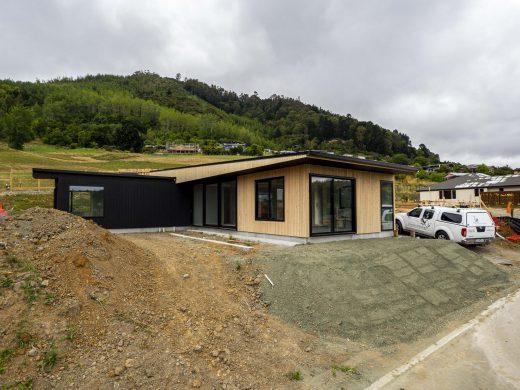 New build exterior