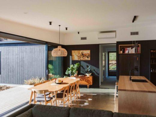 "Kitchen/Dining 'Black Robin"" Walls"