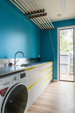 Laundry 'Pelorus' Natural paint