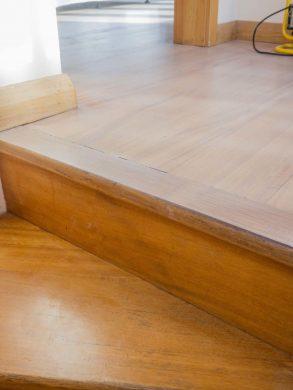 Eucaluptus 'white tint' oiled floor