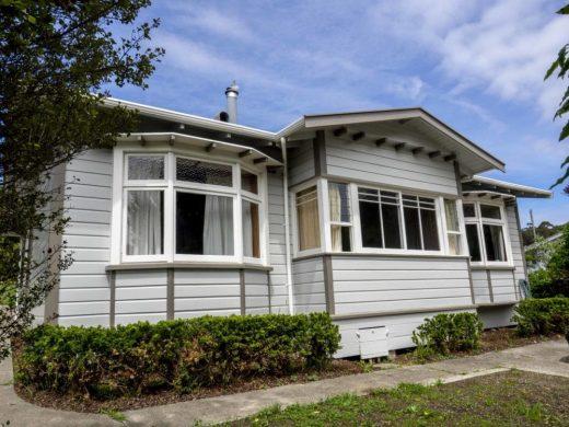 Rejuvenated Kiwi home